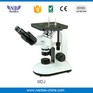 Desktop Lab Metallurgical Microscope for Sale pictures & photos