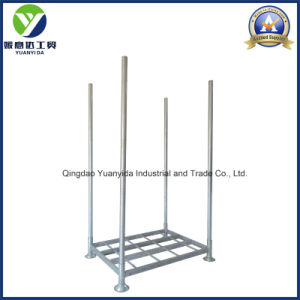 4-High Stackability Heavy Duty Storage Steel Pallets pictures & photos