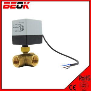 Cheap Motorized Valve Digital Thermostat Controller Valve pictures & photos