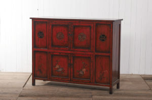 Unique and Stereoscopic Cabinet Antique Furniture pictures & photos