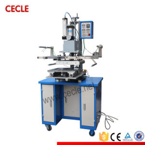 Hydraulic Plate Hot Stamping Machine with CE