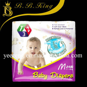 Disposable Top Quality Sleepy Baby Diapers pictures & photos