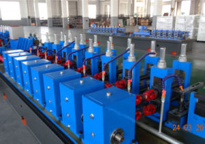 Wg32 Steel Pipe Production Line pictures & photos