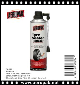 Aeropak Fast Seal Flat Tire Sealer Inflator pictures & photos