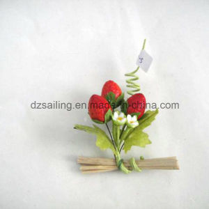 Fruit Pick Artificial Flower for Gift Packing (SFH10108) pictures & photos