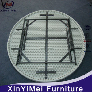 Cheap High Quality Wedding Folding Round Plastic Table pictures & photos