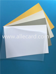 Free Sample! ! PVC Printable Sheet Material/ Plastic Card Material pictures & photos