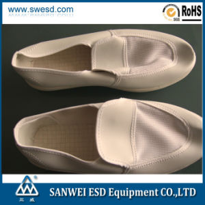 Antisatic Mesh Cleanroom Shoe 3W-9106 pictures & photos
