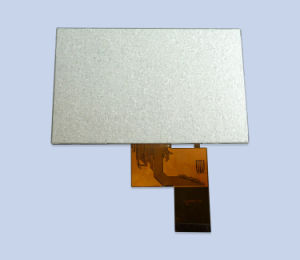 for Innolux 5 Inch LCD Display 480X272 TFT LCD 300 Brightness with Touch Screen pictures & photos