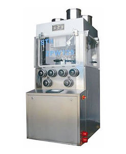 Zpw Series Rotary Pill Making Equipment pictures & photos