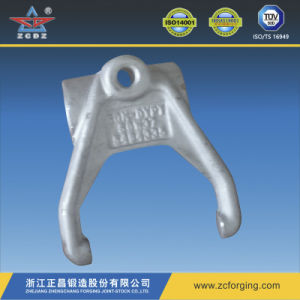 Forging Various Kinds of Gearbox Fork Forging Auto Spare Parts pictures & photos