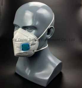 """Fold Flat """"C"""" Type Dust Mask Particulate Filtering Half Mask (DM2016) pictures & photos"""