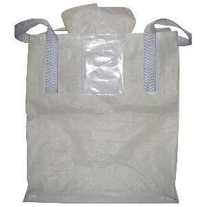 Circular Big Bag with Half Cross Corner, Super Sack pictures & photos
