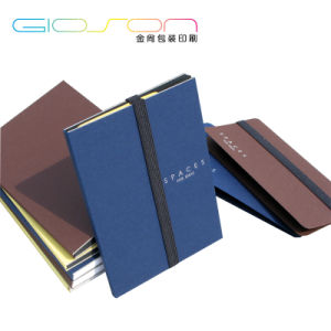 Custom Design Notebook/ Offset Printing Note Book pictures & photos