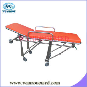 Stainless Steel Amblance Stretcher for Emergency Patients pictures & photos