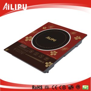 New Design Buit in Single Sliding Sensor Touch Induction Stove pictures & photos