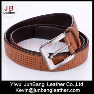 Fashion PU Men Belt in High Quality pictures & photos