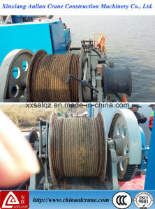 Ship Used Heavy Duty Electric Wire Rope Winch pictures & photos
