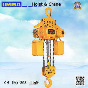 2ton Japan Electric Chain Hoist with Hook (BM02-02S) pictures & photos