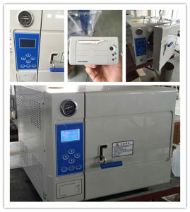 Bluestone Autoclave Class B Steam Sterilizer
