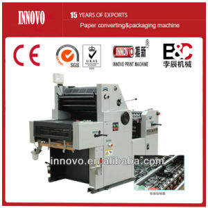 Mini Offset Printer Offset Printing Machine pictures & photos