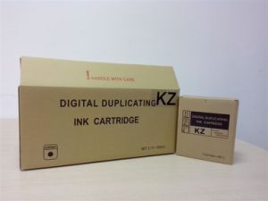 Compatible Kz Ink for Use in Digital Duplicator pictures & photos