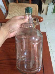Glass Olive Oil Bottle/Olive Oil Glass Bottles pictures & photos