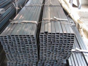 Square Hollow Section Black Welded Tube pictures & photos