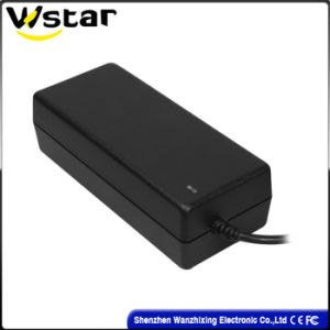 Black PC 60W Electric Car Power Adaptor pictures & photos