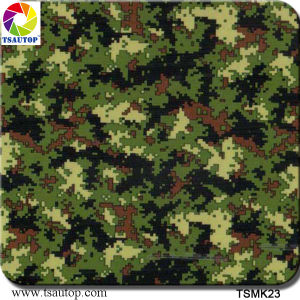 Camouflage Pattern Hydro Dipping Hydrographic Film pictures & photos