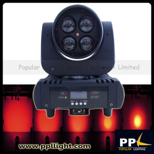 4X15W RGBW 4 in 1 Beam LED Mini Moving Head pictures & photos