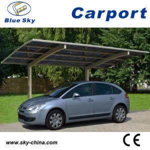 Durable Polycarbonate Carport 2 Car (B800) pictures & photos
