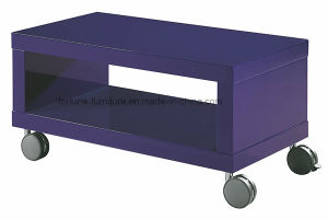 Modern Furniture/Mobile Wooden UV High Gloss TV Stand (5083) pictures & photos
