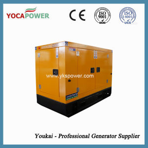 12kw Silent Industrial Use 4 Stroke Engine Diesel Generator Set pictures & photos