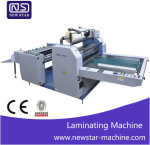 Dry Semi Automatic Laminating Machine pictures & photos
