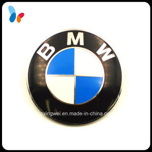 Custom Car Logo Round Badge Metal Alloy Badge for Decoration pictures & photos