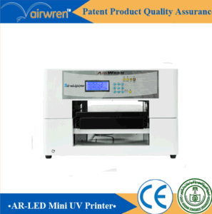 UV Digital Flatbed Printing Machine ID Card Printer pictures & photos