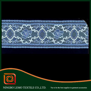 Water Soluble Lace Chemical Lace pictures & photos
