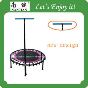 Cheap Trampoline with Handle Bar pictures & photos