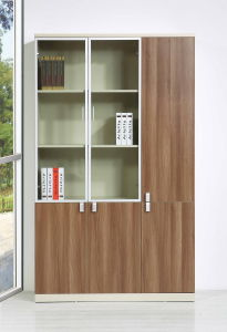 New Design Bookcase Office Filing Cabinet
