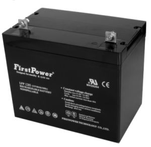 Solar Power Battery LFP1285 pictures & photos