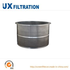Stainless Steel Bar Type Screen Cylinder pictures & photos