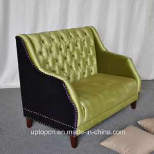 Best Selling Commercial Luxury Sofa Booth with Armrest (SP-KS281) pictures & photos