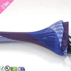 Flame Retardant Pet Braided Cable Sleeving pictures & photos