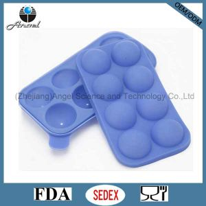 Hot Sale Silicone Lollipop Cake Mold Chocolate Mold Sc26