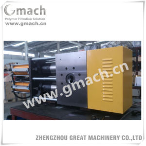 Continuous Screen Changer for Plastic Extrusion Machine with Big Area pictures & photos
