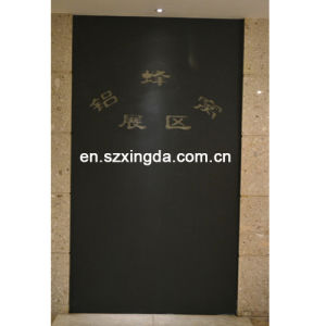 Water-Proof Stone Aluminum Composite Panel Honeycomb