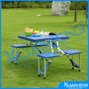 Camping Cheap Picnic Tables Balcony Folding Table and Chair pictures & photos