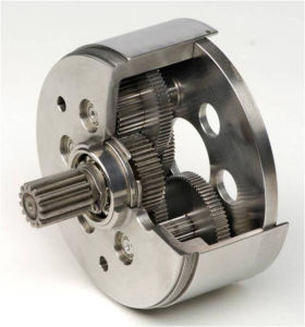 High Precision Hardened Steel Planetary Gear, Sun and Planet Gear pictures & photos
