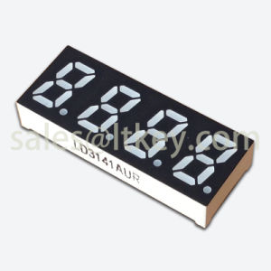 0.31 Inch 4 Digits 7 Segment LED Display pictures & photos